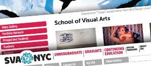 The SVA Homepage