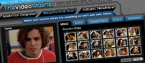 Thumbnail of The Video Masher interface