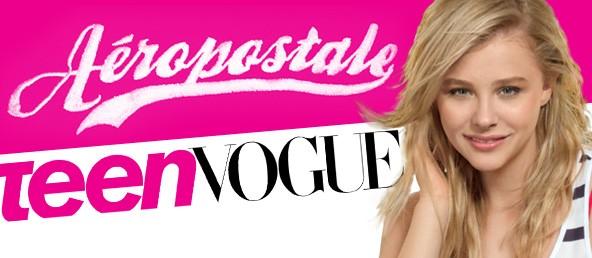 Aéropostale & Teen Vogue Mobile App