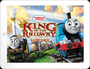Thomas & Friends App Title Page
