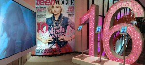 Aéropostale & Teen Vogue Mobile App in Store
