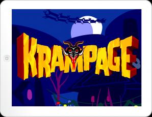 Krampage Title