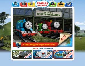 Thomas & Friends Knapford Sation
