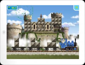 Thomas & Friends App Castle Builder Game