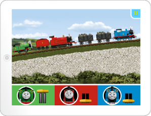 Thomas & Friends App Working Together Game