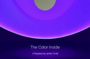 James Turrell Skyspace Website Title screen