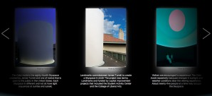 James Turrell Skyspace Website Slide Show