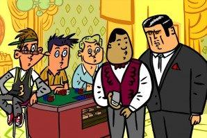 Casino scene from The Sports Guy