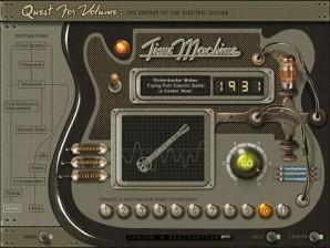 Interactive Electric Guitar Interface