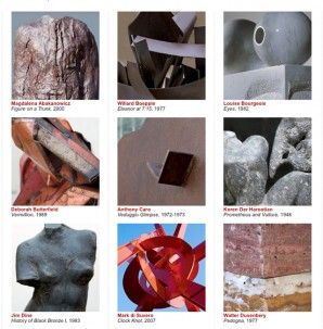 University of Texas Landmarks artists page