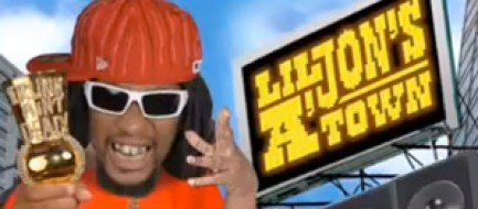 Thumbnail of Opening Screen for Lil Jon's A Town