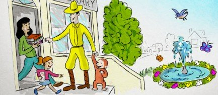 Curious George: Exploration Games