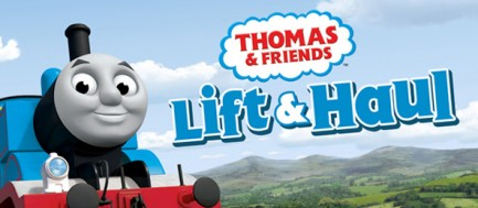 Thomas & Friends App Life & Haul Game