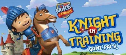Mike the Knight Mobile App Game Pack