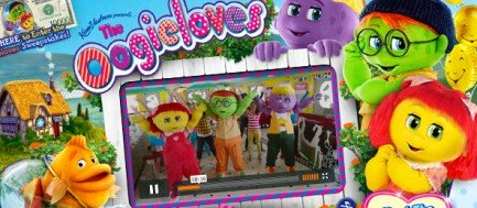 Home page of Oogieloves website thumbnail